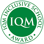 IQM Inclusive School award logo