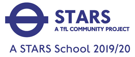 STARS Kitemark School logo
