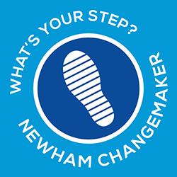 Newham Changemaker logo
